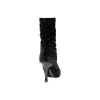 Portdance PD Boot 001 Black Velvet achter