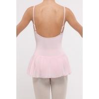 Dansez-Vous dames balletpakje Luna roze achter