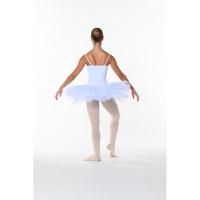 Volledige ballet tutu wit Dansez-Vous Poema