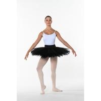 Zwarte tutu voor dames Dansez-Vous Vae
