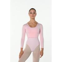 Dansez-vous roze balletvestje wikkelmodel warmy