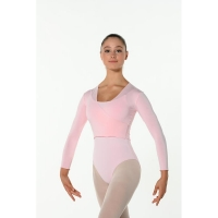 Dansez-vous warmy pullover balletvestje voor meisjes