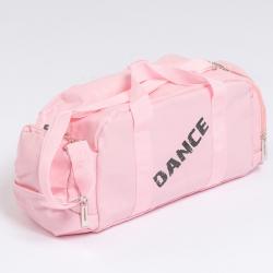 Dansez-Vous B02 Roze Schoudertas van Imitatieleer