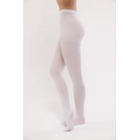 Dansez-Vous E100 footed balletpanty elastische taille kinderen wit