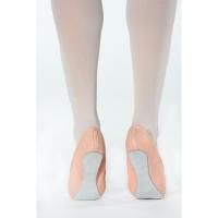 Dansez-Vous balletschoenen Ana met Suede Zool