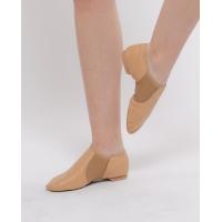 Dansez-Vous Jazz schoenen Lea Tan met neopreen