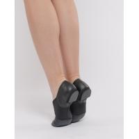 Dansez-Vous Lea Jazz schoenen met Neopreen Inzetstuk