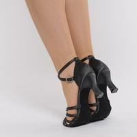 Dansez-Vous-ballroom-schoenen-Luccia-zwarte dansschoenen