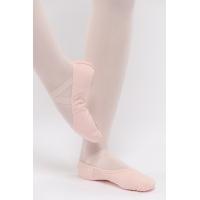 Dansez-Vous Vanie Elastische balletschoenen met Kruisbandjes