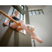 Dansez-Vous balletschoen Vanie Voorbeeld Foto
