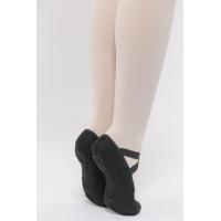 Dansez-Vous Vanie Elastische balletschoenen voor Kinderen met Splitzool